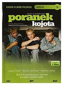 Poranek kojota (booklet) [DVD]+[KSIĄŻKA] [Region 2] (IMPORT) (Pas de version française)