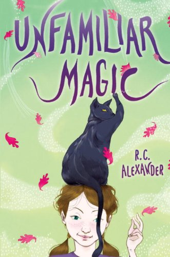 Unfamiliar Magic (English Edition)