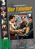 Der Fahnder - Die fünfte Staffel [4 DVDs]