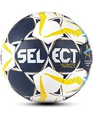 Select Ultimate Replica cl de balonmano, color blau/Weiß/Gelb, tamaño 2