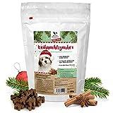 Dogs-Heart Weihnachtszauber Hundepralinen - Getreidefreie Hunde Leckerlis für Adventskalender - Mit Zimt und Koriander