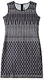 Soie Women's Pencil Dress (6220BLACK PRI...