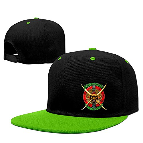 Magnet Dopes To Infinity Stoner Rock Snapback Hat