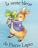 Mon tout premier livre en tissu - Pierre Lapin (à installer dans le lit de bébé)