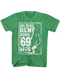 Jimi Hendrix - New York - Hommes '69 en direct T-shirt