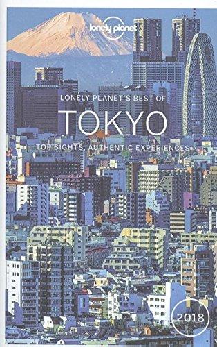 Descargar Libro Best of Tokyo de Lonely Planet