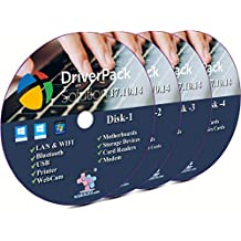 Driver Pack Solution Offline [17.10.14] Windows Drivers 4 DVD Pack