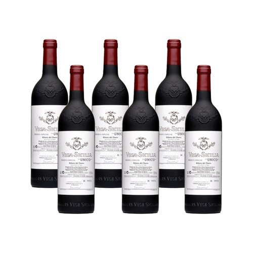 Vega Sicilia Unico Reserva especial - Rotwein - 6 Flaschen