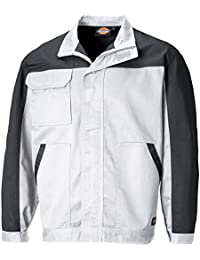 Dickies ED24/7JK WGYL Everyday Veste Taille L Blanc/Gris