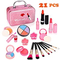 ARANEE Make Up Set Girls Toys With Purse 21 Pcs