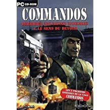 commandos 1 derrière les lignes ennemies gratuit