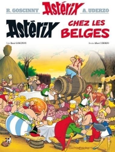 Astérix - Astérix chez les Belges - n°24 par René Goscinny