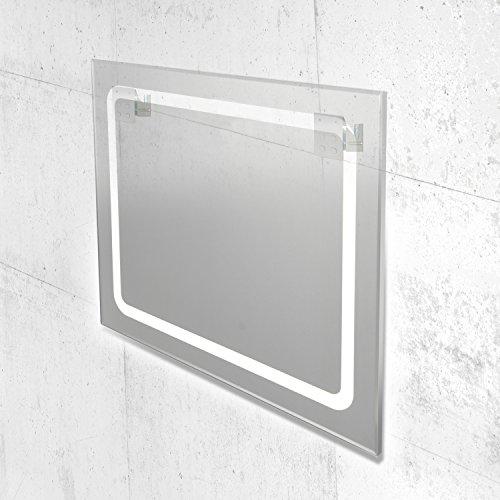 Badezimmerspiegel mit Beleuchtung – Euskirchen 90 cm - 7