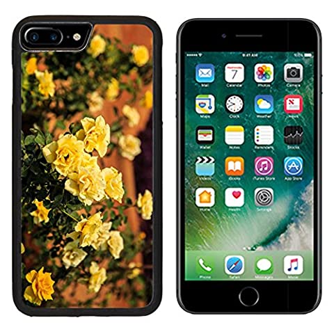 MSD Premium Apple iPhone 7 Plus Aluminum Backplate Bumper Snap Case iPhone7 Plus Yellow roses Sweetness and beauty blend together perfectly IMAGE 27678367
