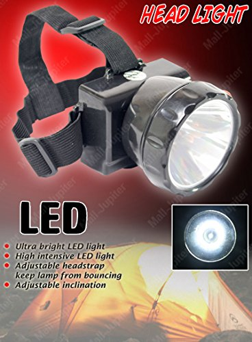 PERFECT SHOPO 7 Watt Powerful Ultra Rechargeable Bright Head Light Torch Zooming Focus Lamp Home Industrial Campaign Work Led Light  available at amazon for Rs.399