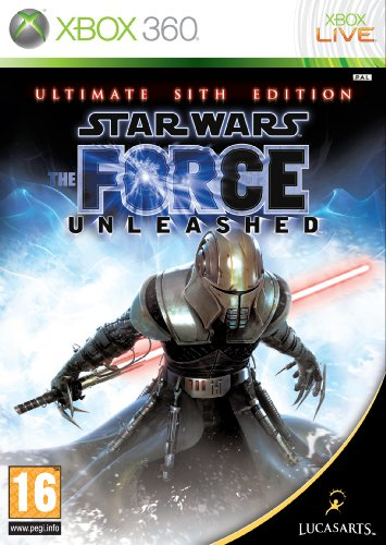 Star Wars: The Force Unleashed - The Ultimate Sith Edition (Xbox 360)[Importación inglesa]