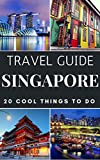 Singapore 2018 : 20 Cool Things to do during your Trip to Singapore: Top 20 Local Places You Can't Miss! (Travel Guide Singapore)
