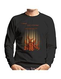 Im Not Chibi Tatsumaki One Punch Man Men's Sweatshirt