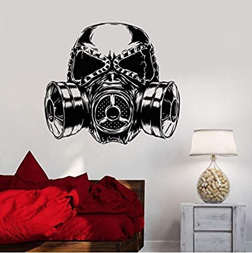 Máscara gas regalo muchacho decoración habitación