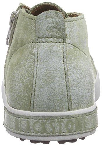 Blackstone Jl17, Baskets Basses Femme, Vert Vert (sage)