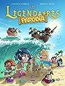 Les Légendaires - Parodia, tome 4 : Raz-de-marrer par Sobral