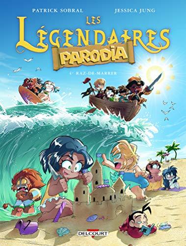 Les Légendaires - Parodia 04. Raz-de-marrer