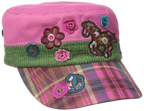 Preisvergleich Produktbild Stephen Joseph stylische Schirmmütze für Sommer Mädchen (Pferd)
