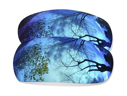 Sunglasses Restorer Lenti Polarizzate Ice Blue di Ricambio per Arnette Slide 4007