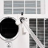 Suntec Wellness 15144 ADVANCE 9.0 Eco R290 mobiles lokales Klimagerät, Weiß - 11