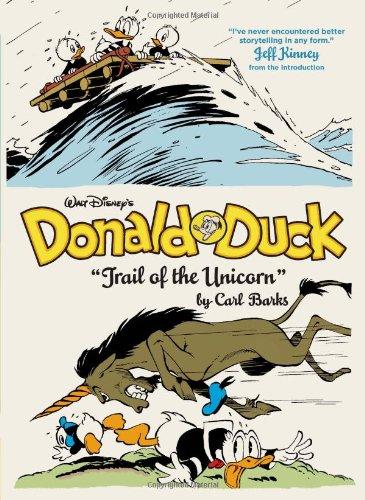 WALT DISNEY DONALD DUCK HC 05 TRAIL OF UNICORN (Walt Disney's Donald Duck)