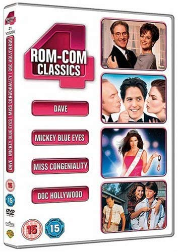 Rom Com Classics [Dave / Mickey Blue Eyes / Miss Congeniality / Doc Hollywood] [DVD]