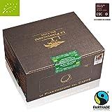 Ese Kaffeepads Alto Palomar Fair Trade und Bio 100% Arabica aus Peru | 50 x 44 mm