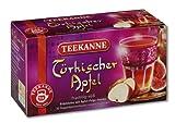Teekanne Türkischer Apfel 55g  20 Beutel