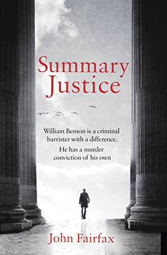 Summary Justice Book Cover