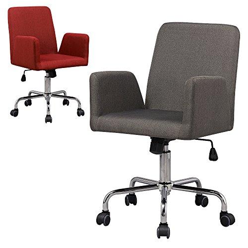 Promafit Bürostuhl/Drehstuhl Rudolf - Küchenstuhl - 360° drehbar - Arbeitsstuhl - Konferenzstuhl...