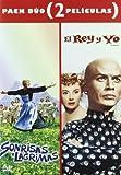 Pack Sonrisas y Lágrimas + El Rey y Yo [DVD]