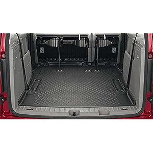 Original VW Gepäckraumschale Kofferraumeinlage Caddy Maxi Kombi 5/7-Sitzer Kofferraum Schale 2K3061161