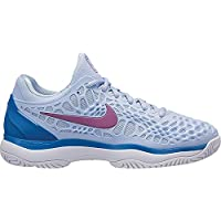 premium selection a44e4 22216 Nike WMNS Air Zoom Cage 3 HC, Chaussures de Tennis Femme