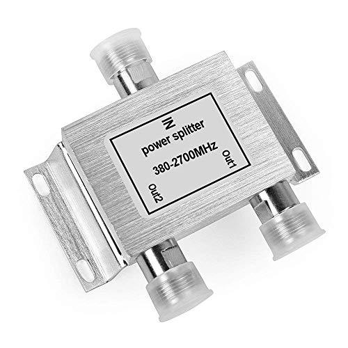 2-Wege-Koax-Kabel Splitter MicroStrip Power Trennwand 380-2700 MHz für GSM/3G/LTE Booster 900-mhz-signal-splitter