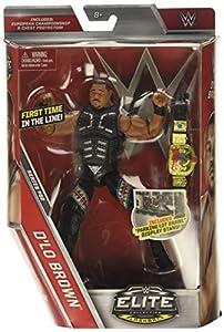 WWE- Figura Deluxe D-Lo Brown (Mattel DXJ41)