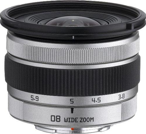 Pentax 22827Camera Lense-Camera Lenses (Wide Zoom, Systemkamera, 10/8, 3.8-3.9mm, Pentax Q, Pentax) - Pentax Q10