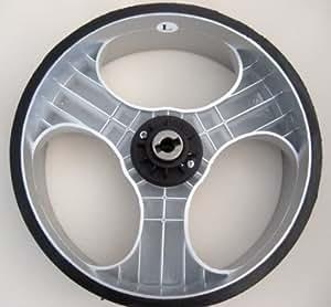Bentley - Roue gauche pour chariot de golf 2011/2012 - pièce de remplacement