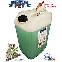 25L de desinfectante Fresh Pet para la caseta del perro/gato, limpiador, ambientador