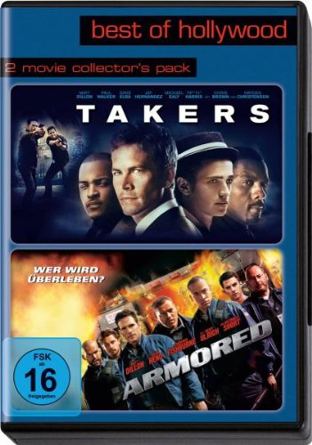Best of Hollywood - 2 Movie Collector's Pack: Takers/Armored [2 DVDs]