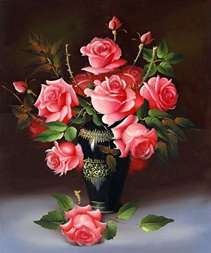 Cuadros de Flores En Acrílico