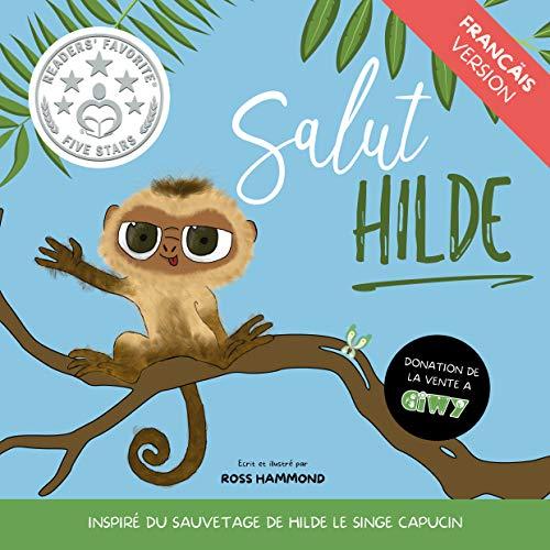 Couverture du livre Salut Hilde!