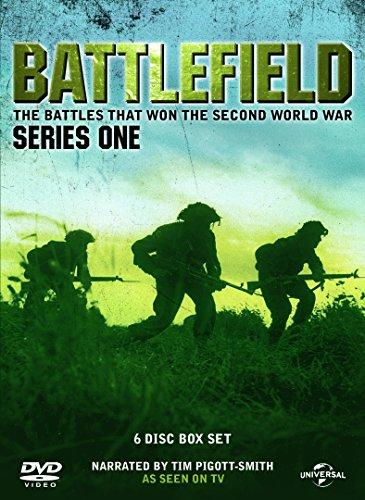 Produktbild Battlefields - Series 1 [6 DVDs] [UK Import]