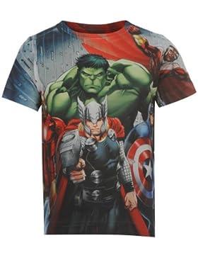 Marvel infantiles Sub infantil con forma de palo de golf para niños T-Shirt en la parte superior y camiseta para...
