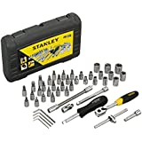 Stanley STMT72794-8-12 1/4 Drive Metric Socket Set (46-Pieces)