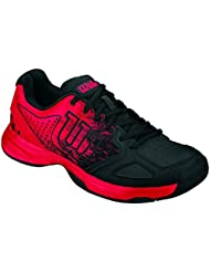 Wilson Kaos Comp Jr - Chaussures de Tennis - Mixte Enfant